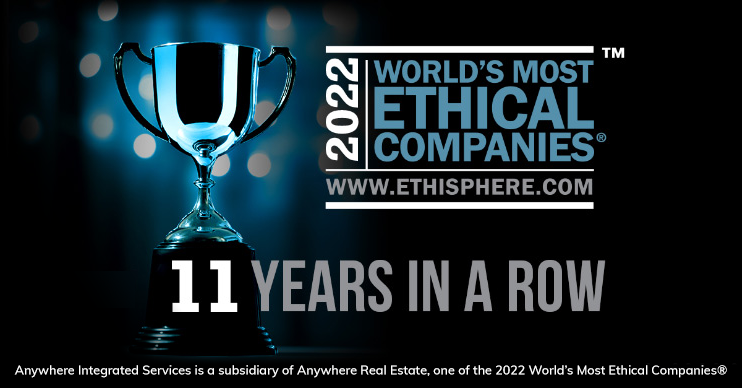 Ethisphere's world's most ethical companies 8 years in a row
